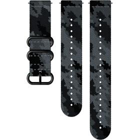 Suunto Explore 2 Textile Strap, concrete/black
